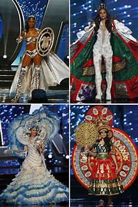 [PICS] Miss Universe's National Costumes — See All The ...