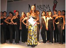 Graduación en Escuela de Modelos y Mises Marina Mora