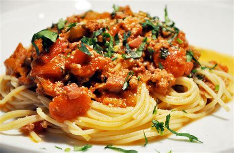 blanchir cuisine recette spaghetti bolognaise alla varchetta sur
