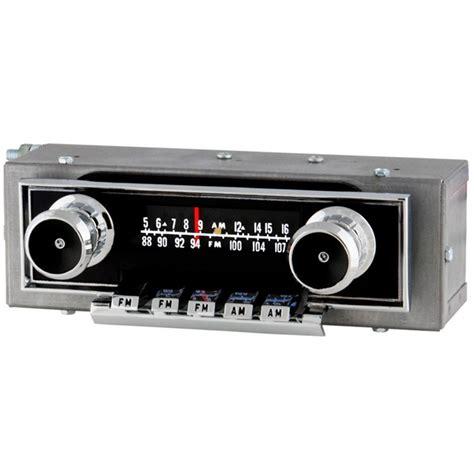 ford galaxie amfm bluetooth radio autoware