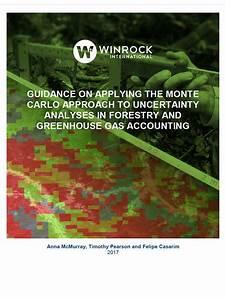 Winrock International  U00bb Guidance On Applying The Monte