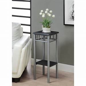 Black, Silver, Metal, Plant, Stand, -, Free, Shipping, Today, -, Overstock, Com