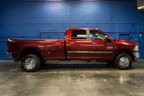 Used Dodge Ram 3500 Diesel For Sale by Used 2016 Dodge Ram 3500 Big Horn Dually 4x4 Diesel Truck