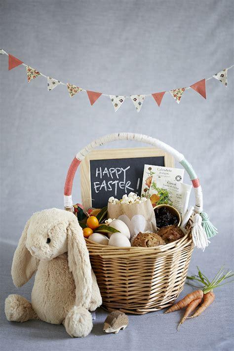 beautiful easter basket ideas