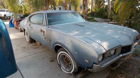 1968 Olds 442 4 Speed Many W30 Parts For Sale