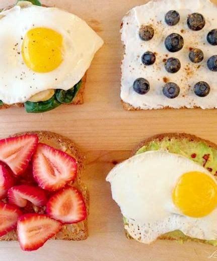 Boosting Energy Breakfasts