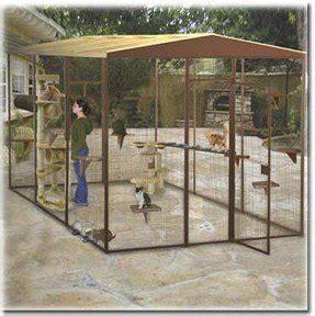 outdoor cat enclosures  sale foter