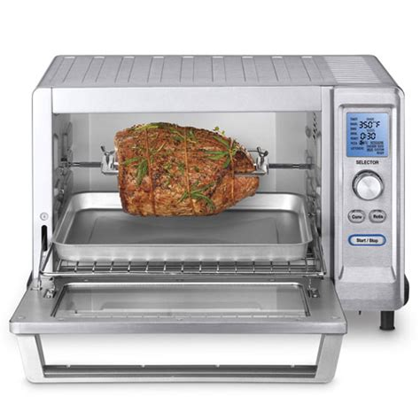 Rotisserie Chicken In Toaster Oven by Cuisinart Tob 200 Rotisserie Convection Toaster Oven