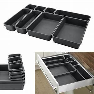 Casier A Tiroir : casiers de rangement pour tiroir placard camping car caravane bateau ~ Teatrodelosmanantiales.com Idées de Décoration