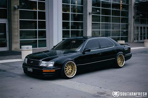 Ls400 Owners Post Your Wheel Setup