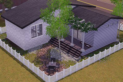Catnip Cottage by Cc Finds Ts3 Coffeeandsims Catnip Cottage 1br