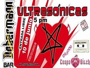 Las Ultrasonicas En El Dobermann Bar || eventos conciertos ...