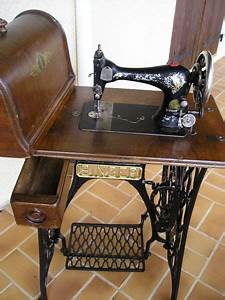 Ancienne Machine A Coudre : machine coudre singer clasf ~ Melissatoandfro.com Idées de Décoration