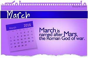 What Are The Real Meanings Of The Months Of The Year