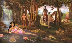 The Story Of Ganesha Painting by Vishnudas Art
