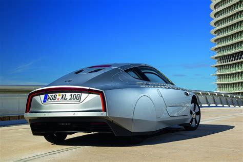 Efficient Car In The World by Launch Of The 1 Litre Fuel Economy Car From Volkswagen