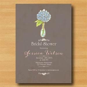 bridal shower invitation wedding shower invitation With shabby chic wedding shower invitations