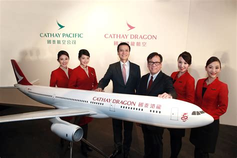 cuisine of hong kong cathay pacific enters era with rebranding of dragonair as cathay