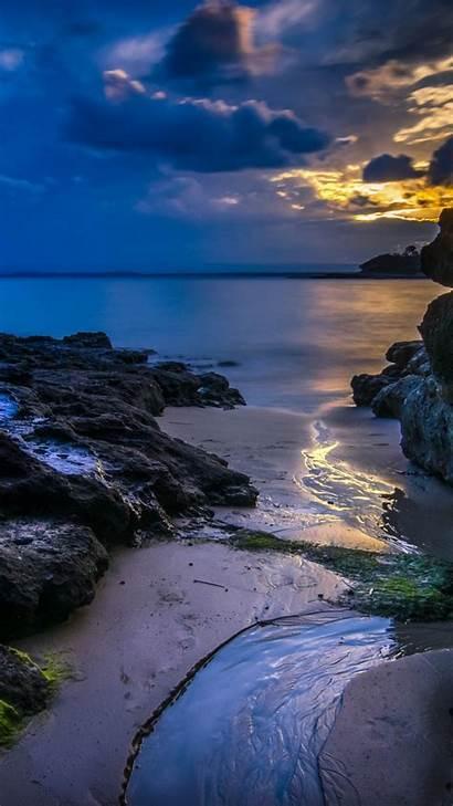 4k Summer Wallpapers Ocean Sunset Windows Sea