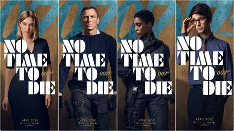 De trailer voor de langverwachte Bondfilm No Time To Die ...