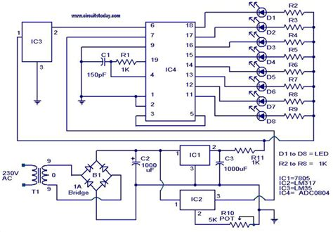 Digital Temperature Sensor Final Year Projects