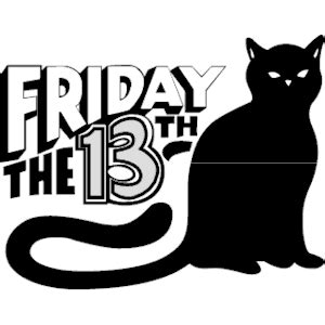 friday 13th clipart friday the 13th clipart cliparts of friday the 13th free
