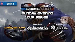 MyGaming Dota 2 Season 2 Sponsored By SteelSeries