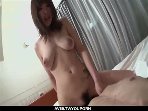 Perfect Scenes Of Home Sex With Hairy Asami Uemura More