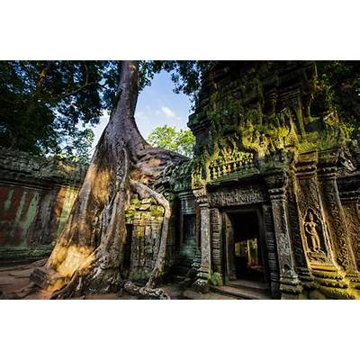 Asia's Best Well-Kept Cultural & Historical Sites – Cuti