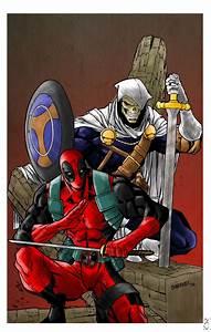 Deadpool Taskmaster by CarloBarberi by Stuckski on DeviantArt