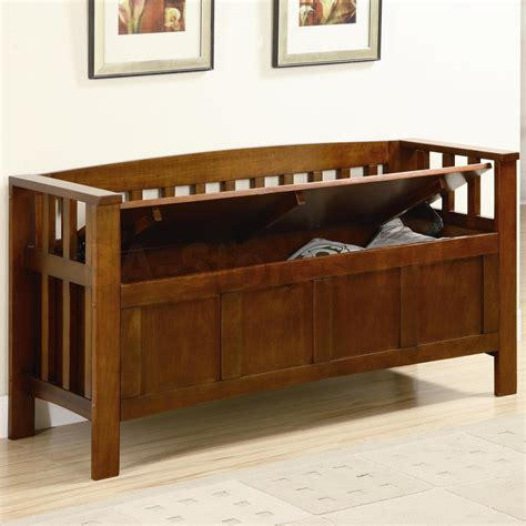 Tempur Pedic Dog Bed by 255 00 Wood Storage Bench Chairs Amp Benches Coa 501008 8