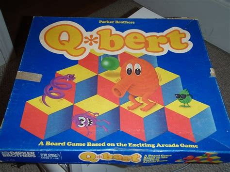 Got some tips for winning pinochle or solitaire? Q*Bert - The Board Game - half-assed productions