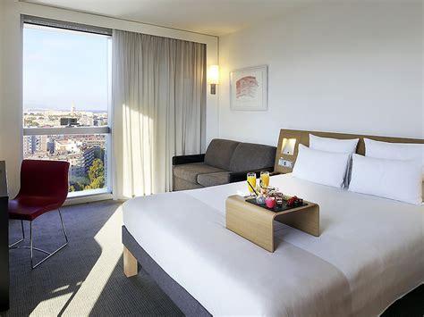 chambres communicantes hôtel à barcelone réservez dans cet exceptionnel novotel