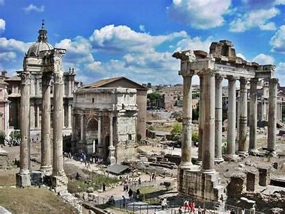 Rome Ancient Wallpapers Tour Ruins Roman Romans