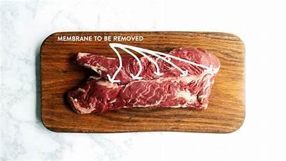 Steak Hanger Grilled Garlic Grill Thyme Raw