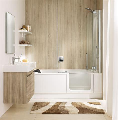 duschbadewanne mit tür artweger twinline 2 badehilfen duschhilfen