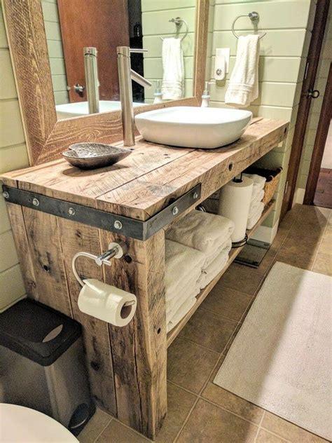 unbelievable rustic bathroom ideas easily applicable