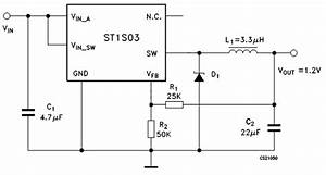 Adjustable 1 5a Step Down 1 5mhz Switching Regulator Electronic Diagram