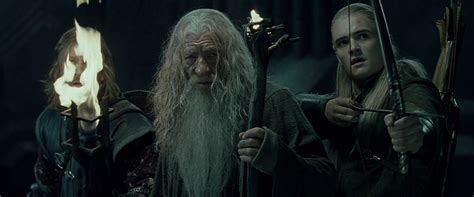 The Lord Of The Rings The Fellowship Of The Ring Did