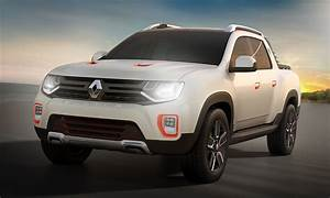Dacia Duster Oroch : renault duster oroch crew cab ute concept to debut in sao paulo photos 1 of 3 ~ Maxctalentgroup.com Avis de Voitures