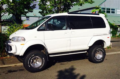 best mitsubishi delica 71 best mitsubishi delica space gear images on