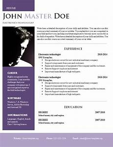 creative design resume doc format 820 825 free cv With free creative resume template doc