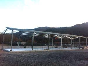 capannoni in acciaio prezzi capannone in acciaio 10x40 struttura nuova zincata a caldo