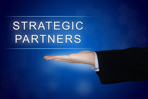 strategic partnerships cis