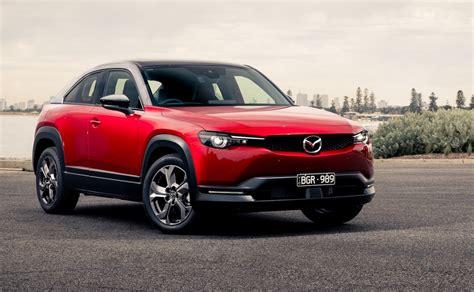 Mazda MX-30 fully electric SUV confirmed for Australia ...