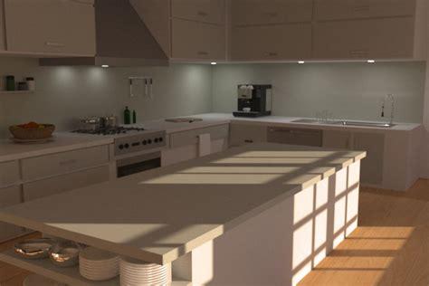 kitchen design 3d model modern kitchen 3d model 4381