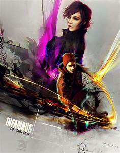 Infamous Second Son by SiriCC on DeviantArt