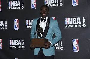 Draymond Green wins Defensive Player of the Year at 2017 ...