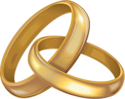 Double Wedding Rings Clipart Free