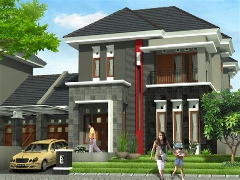 gambar minimalis rumah type  modern mewah  home